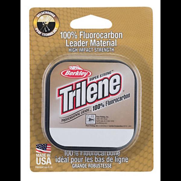 Berkley Trilene 4lb 100% Fluoro Leader Material. 25yds