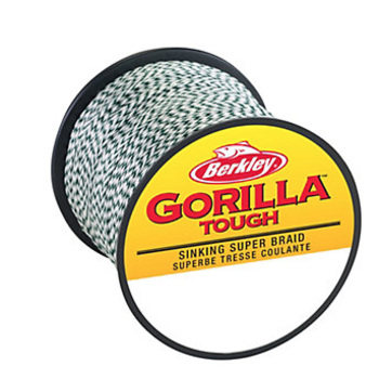 Berkley Gorilla Tough 50lb Braid 300yds