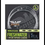 Fenwick World Class Freshwater Leader 15.8lb 0x 9'
