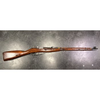 Mosin Nagant Soviet 91-30 Military Surplus Rifle 7.62x54R  (1942)