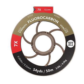 Hardy Hardy Fluorocarbon Tippet 6lb 4X 54yd Spool