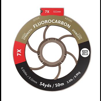 Hardy Fluorocarbon Tippet 5lb 4.5X 54yd Spool