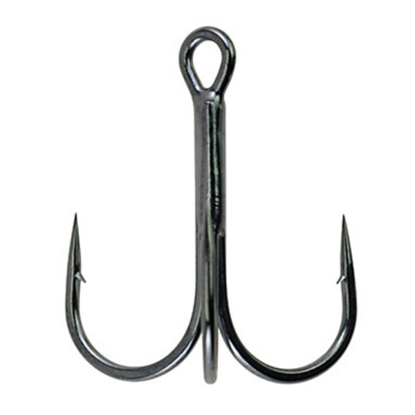 Berkley Fusion19 1X Treble Hook. Size 6 8-pk