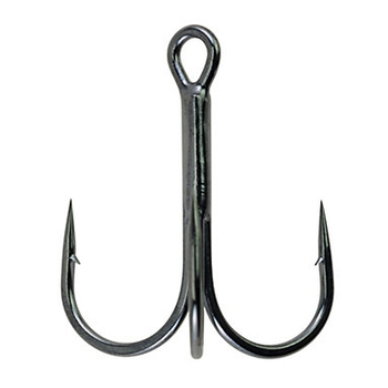 Berkley Fusion19 1X Treble Hook. Size 4 8-pk