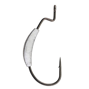Berkley Fusion19 Weighted 6/0 1/4oz EWG Hook. 4-pk