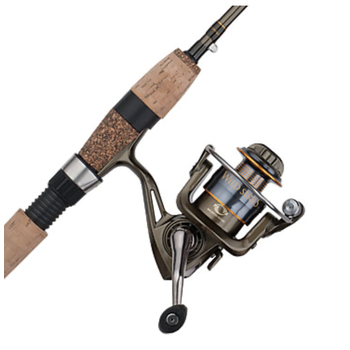 Shakespeare Wild Series 6' Spinning Combo.