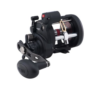 Penn Warfare 15 Linecounter Reel. LH