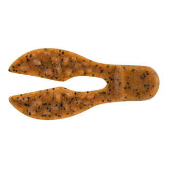 "PowerBait MaxScent 3"" Meaty Chunk. Pumpkinseed 6-pk"