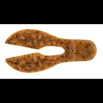 "PowerBait MaxScent Meaty Chunk 3"". Pumpkinseed 6-pk"