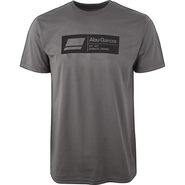 Abu Garcia Svangsta T-Shirt, Grey, M