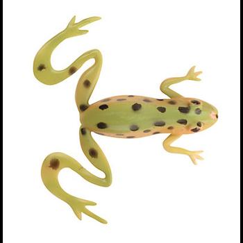 PowerBait Kicker Frog. Leopard Frog 3-pk