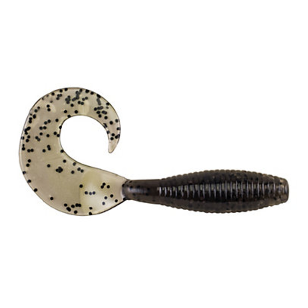 "PowerBait Power Grub 4"" Salt & Pepper 10-pk"