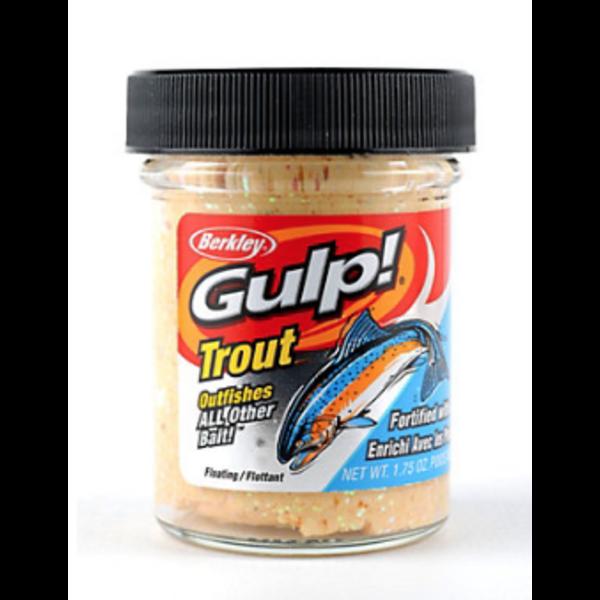 Gulp Trout Dough Chunky Cheese 1.75oz Jar