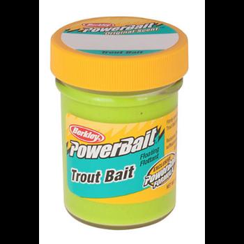 PowerBait Trout Bait Chartreuse 1.75oz Bottle