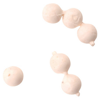 Gulp Floating White Salmon Eggs. 0.56oz Jar