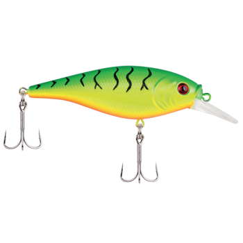 Berkley Flicker Shad Shallow Size 7 Firetiger 3""