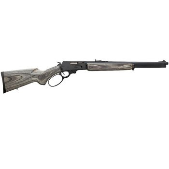 "Marlin Lever Action Rifle 336W-LS 30-30, 20"" Barrel, Big Loop, Black/Grey Laminate Stock 336W-LS"