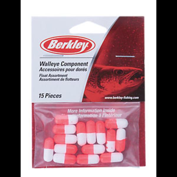 Berkley Walleye Rig-Float. 15 Pieces