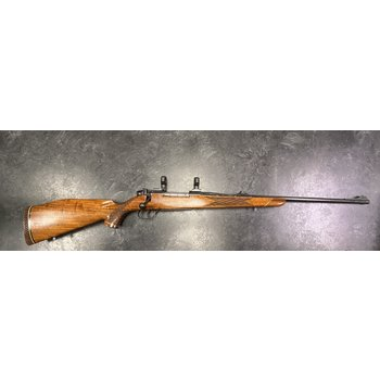 Sauer Weatherby Mark V Deluxe 300 WBY Mag Bolt Action Rifle w/Mounts & Sights (Made  in Germany)