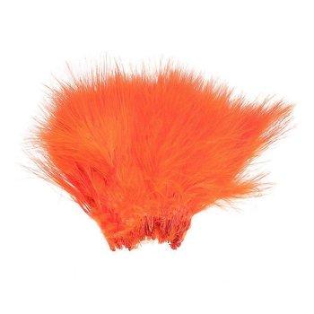 Wapsi Strung Marabou 1/4oz 505 Fl. Fire Orange