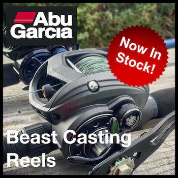 Abu Garcia Beast Casting Reels
