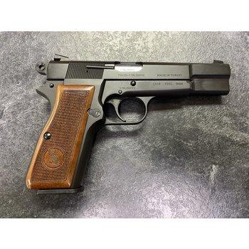Canuck P35C Hi Power 9mm Semi Auto Pistol