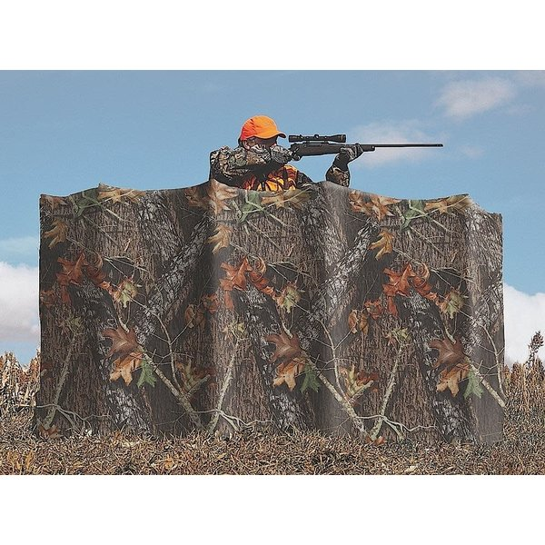 Allen Weather Resistant Camo Burlap