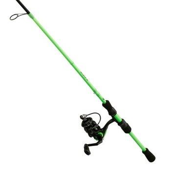 13 Fishing Code Neon 6'7MH Spinning Combo. 2-pc