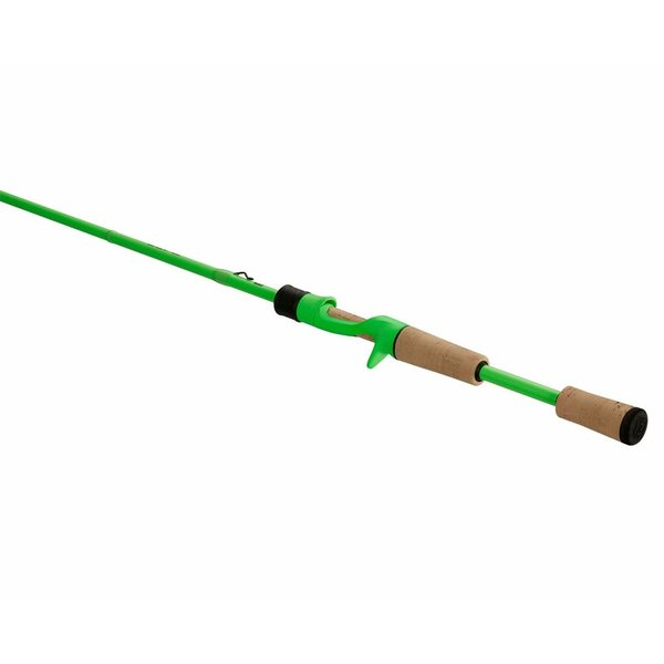 13 Fishing Fate Black 7'4H F Casting Rod. 14-25lb