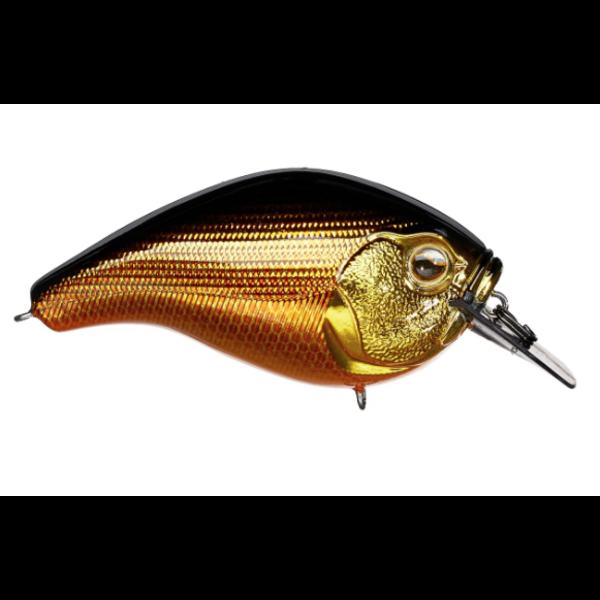 "13 Fishing Scamp Squarebill Golden Retriever 3/4oz 2-3/4"""