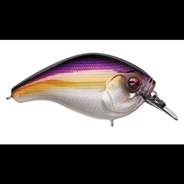 "13 Fishing Scamp Squarebill Purple Nurple 3/4oz 2-3/4"""