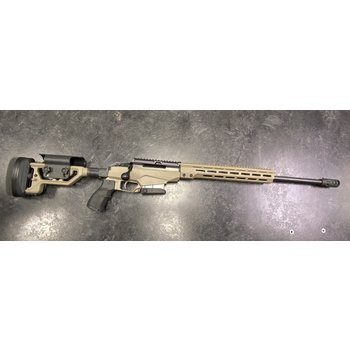 "Tikka T3X Tact A1 6.5 Creedmoore 24"" Bolt Action Rifle w/Cerakote & Muzzle Break"
