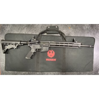Ruger SR-556E 5.56mm Semi Auto Piston Rifle