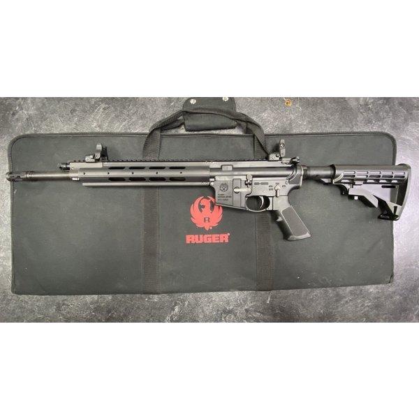 Ruger SR-556E 5.56mm Semi Auto Piston Rifle
