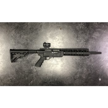 Ruger SR-22 Tactical Semi Auto Rifle w/ Hawke Red Dot Sight