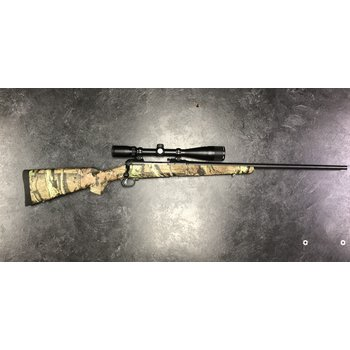 Savage Model 111 Camo 7mm Mag w/ Accutrigger & Bushnell Trophy 6-18 Scope