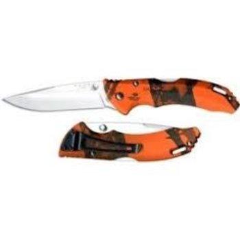 Buck Knives Bantam BLW Blaze Orange Camo