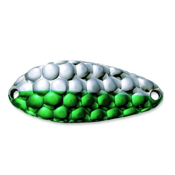 Acme Little Cleo 1/4oz,Hammered Neon Green