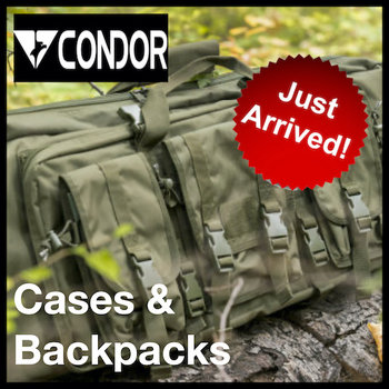 Condor Cases & Backpacks