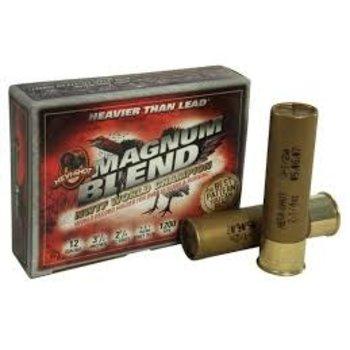 "Hevi-Shot Magnum Blend Turkey Shotshells 12ga 3.5"" 2.24oz 1200fps  #5,6,7 5 Rounds"
