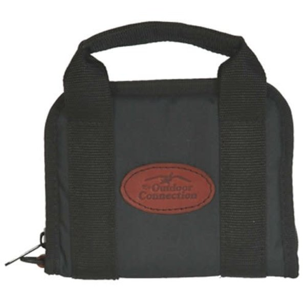 The Outdoor Connection Magazine Case Black