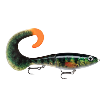 "Rapala X-Rap Otus 17 Live Perch 6-3/4"" 1-3/8oz"