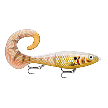 "Rapala X-Rap Otus 17 Pearl Ghost Gold 6-3/4"" 1-3/8oz"