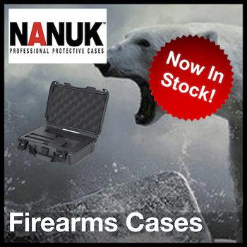 Nanuk Firearms Cases