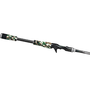 Evergreen International Combat Stick 7'3 Heavy M-Fast 3/8-1.5oz 10-20lb Casting Rod