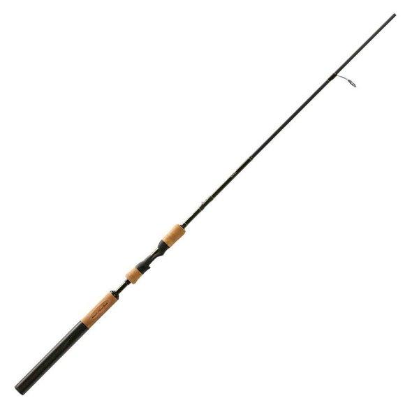 13 Fishing Fate Steel 9'6ML Salmon/Steelhead Spinning Rod. 2-pc