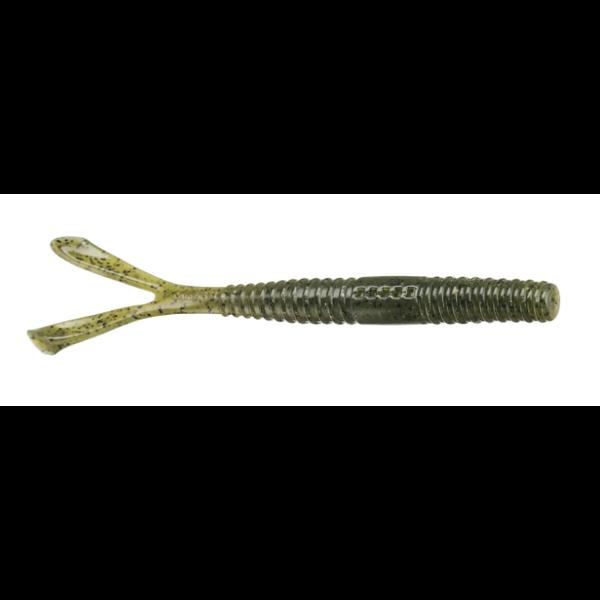 "13 Fishing Rabbit Ear Tail Joy Stick 6"" Collard Greens 5-pk"