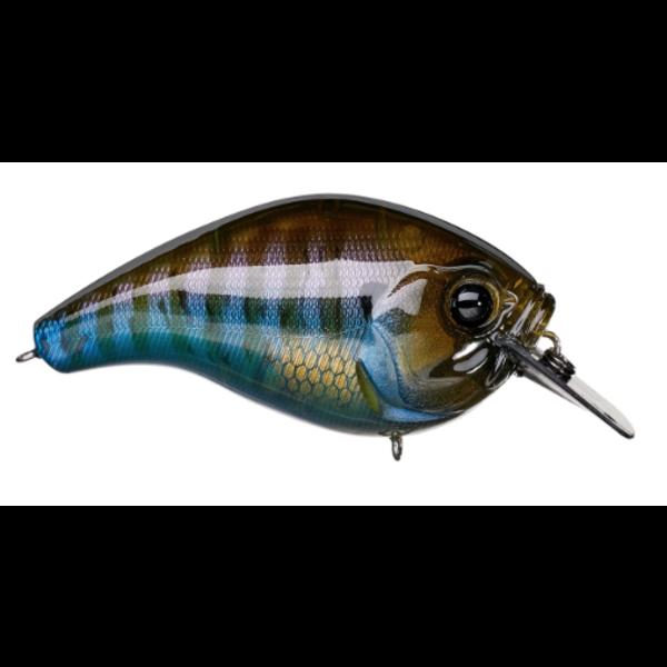 """13 Fishing Scamp Squarebill Rusty Bream 3/4oz 2-3/4"""""""