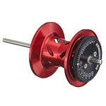 13 Fishing TrickShop Concept Spool Assembly Left Handed Red