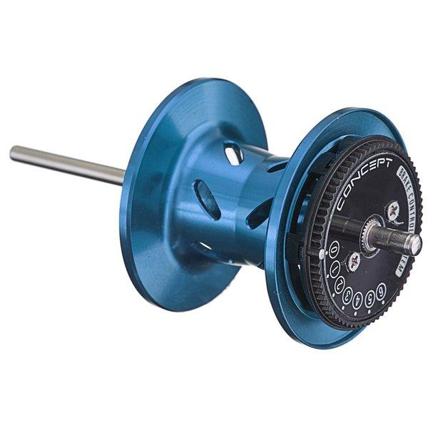 13 Fishing TrickShop Concept Spool Assembly Left Handed Blue
